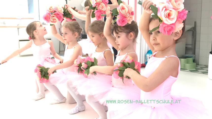 Die kleinen Rosen-Küklein