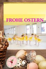 Ostern in der Rosenballettschule