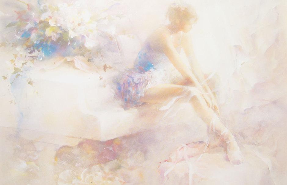 Rosen-Ballettschule Tulln Tänzerin